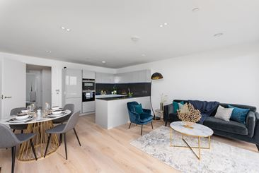 The Show Home, Abbey Road Cross, The Camden Collection
