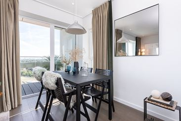 The Show Home, XY Air Apartments, The Camden Collection